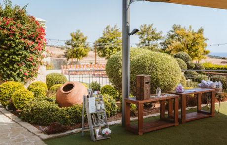 Adonis Gardens Wedding Venue Cyprus