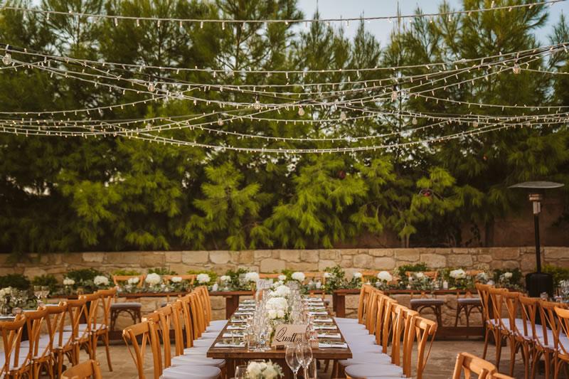 Liopetro Wedding Dinner Cyprus