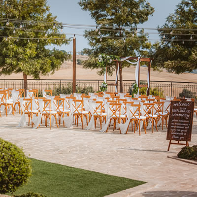 Liopetro ceremony wedding venue cyprus rustic weddings