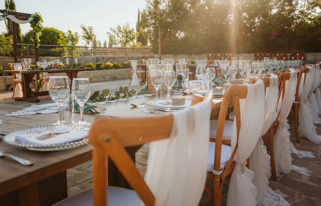 Zeus Square Wedding Venue Cyprus