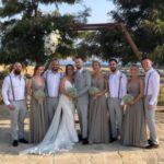 wedding venue rustic wedding in cyprus by Liopetro