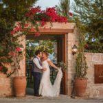 rustic wedding at liopetro cyprus