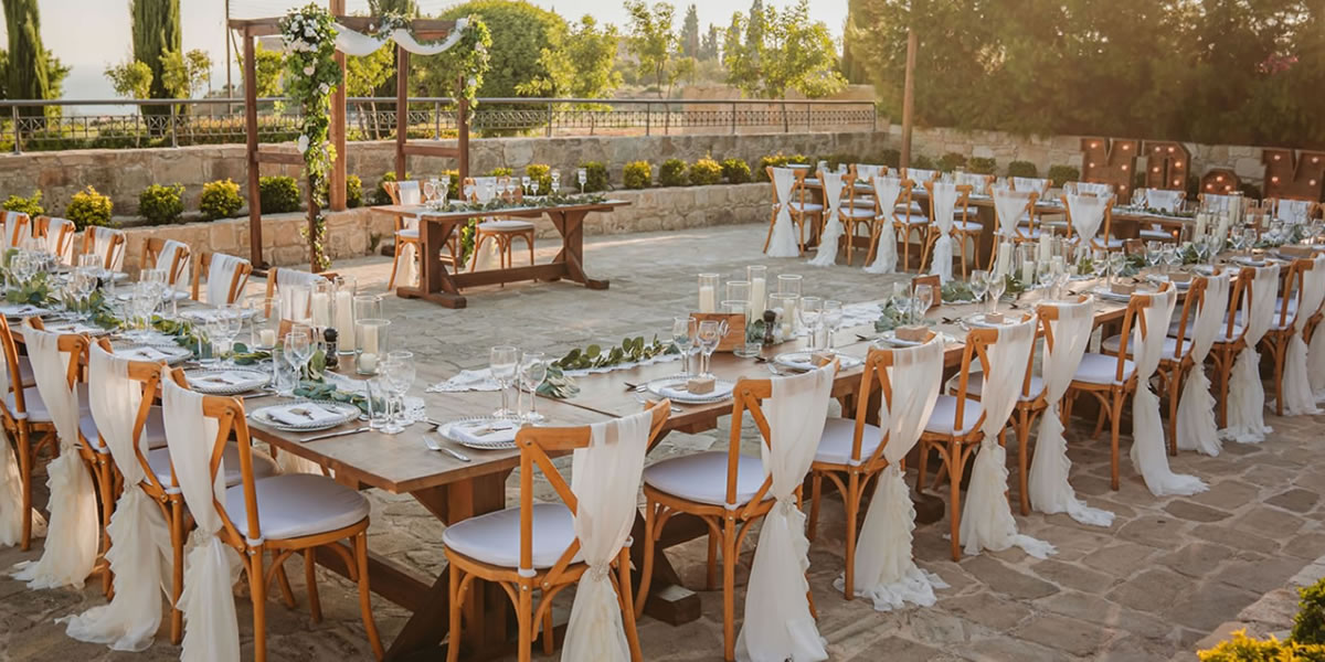 Covid restrictions for Cyprus Weddings